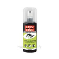 Cinq sur Cinq Zones Tempérées Lotion anti-moustique 100ml à Saint-Pierre-des-Corps