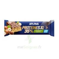 Apurna Barre hyperprotéinée XL crunchy noisette 80g à Saint-Pierre-des-Corps