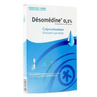 Desomedine 0,1 % Collyre Sol 10fl/0,6ml à Saint-Pierre-des-Corps