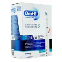 Oral B Professional Brosse dents électrique soin gencives 3 à Saint-Pierre-des-Corps