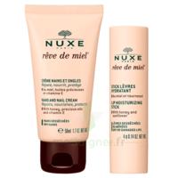 Rêve De Miel Crème Mains Et Ongles + Stick Lèvres Hydratant à Saint-Pierre-des-Corps