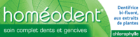 Boiron Homéodent Soin Complet Dents et Gencives Pâte Dentifrice Chlorophylle 2T/75ml à Saint-Pierre-des-Corps