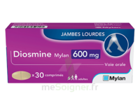 Diosmine Mylan 600 Mg, Comprimé à Saint-Pierre-des-Corps