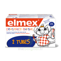 Elmex Duo Dentifrice Enfant, Tube 50 Ml X 2 à Saint-Pierre-des-Corps