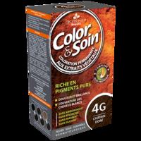 Color&soin Kit Coloration Permanente 4g Châtain Doré à Saint-Pierre-des-Corps