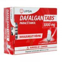 DAFALGANTABS 1 g Cpr pell Plq/8 à Saint-Pierre-des-Corps
