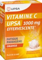 Vitamine C Upsa Effervescente 1000 Mg, Comprimé Effervescent à Saint-Pierre-des-Corps