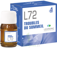 Lehning L72 Solution Buvable En Gouttes 1fl/30ml à Saint-Pierre-des-Corps