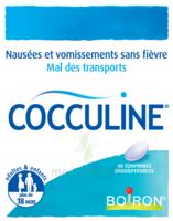 Boiron Cocculine Comprimés orodispersibles B/40 à Saint-Pierre-des-Corps